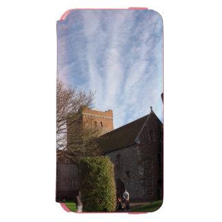 A beautiful scenery outside a church incipio watson™ iPhone 6 wallet case