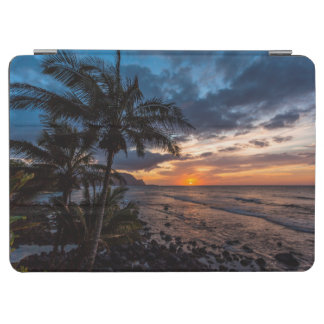 A beautiful sunset iPad air cover