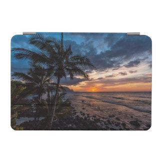 A beautiful sunset iPad mini cover