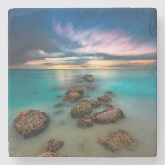 A Beautiful Sunset Over Grace Bay | Turks