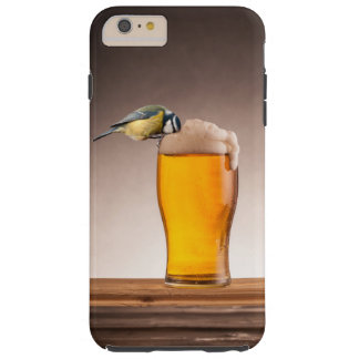 A beer for the birds tough iPhone 6 plus case