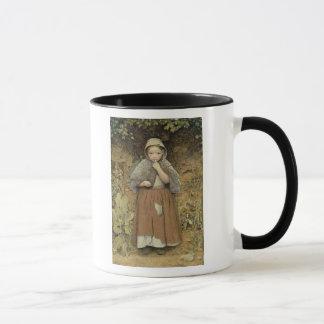A Beggar on the Path, 1856 Mug