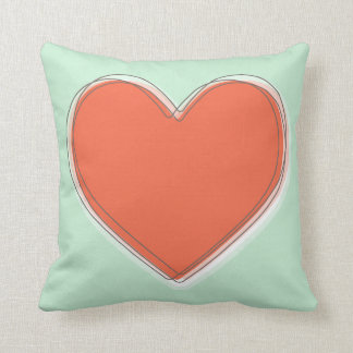 A Big Heart Cushion