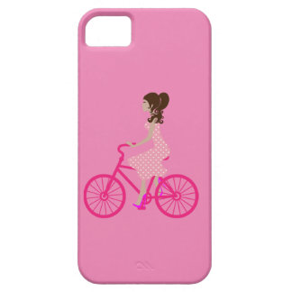 A Bike Ride Barely There iPhone 5 Case