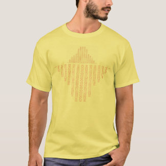 A Binary City, Palindrome T-Shirt