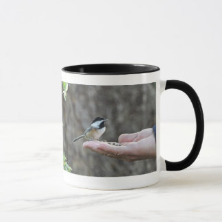 A Bird in the Hand Mug