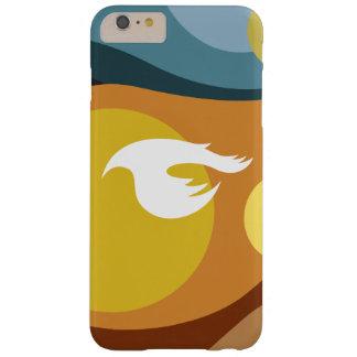 A Bird on the Nightfall Phone Case