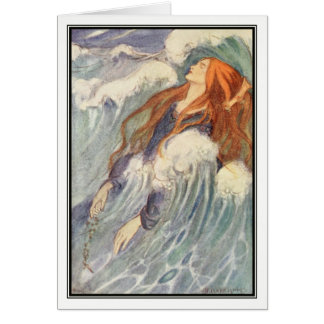 A Bird's-Eye View by Florence Harrison Card