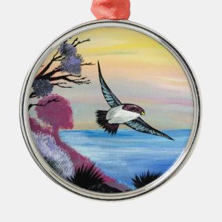 A Birds View Christmas Ornament