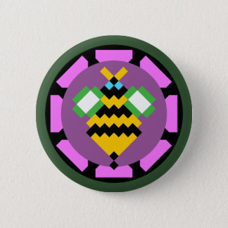 A Bit of Buzz 6 Cm Round Badge
