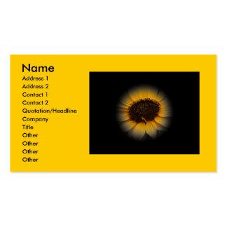 A Bit Of Sunflower Business Card