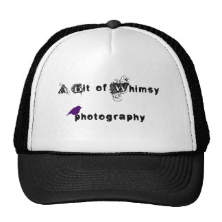 A Bit of Whimsy Photography Logo Cap