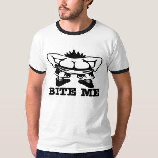 A bite me T-shirt