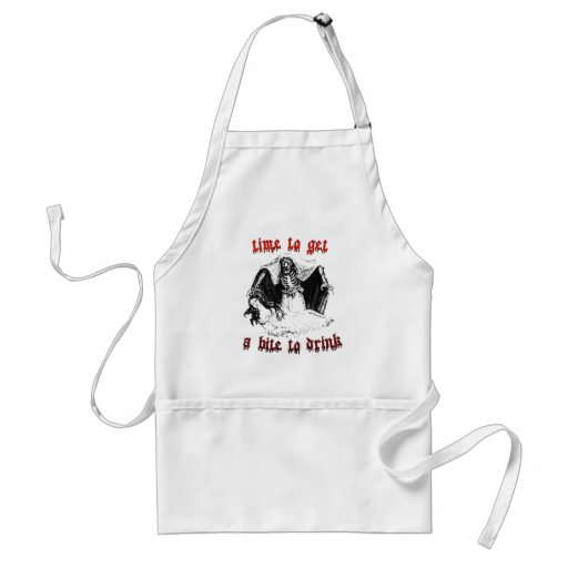 A Bite To Drink Apron