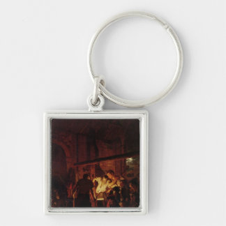 A Blacksmith's Shop, 1771 Key Ring
