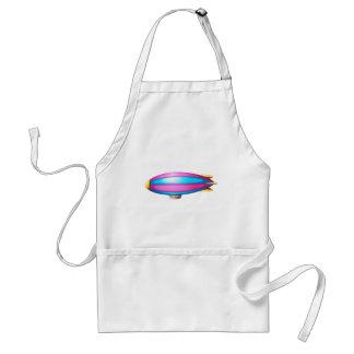 A blimp apron