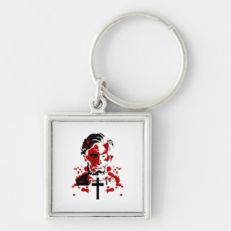 A Bloody Hero-Abraham Lincoln Keychain