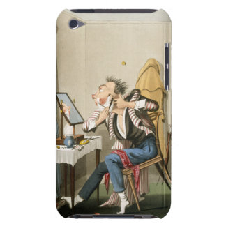 A Blunt Razor, pub. by Hunt, 1827 (coloured etchin Barely There iPod Covers