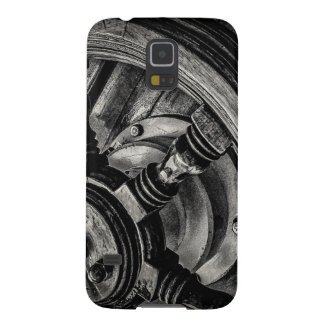 A Boat'S Helm Galaxy S5 Case