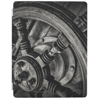 A Boat'S Helm iPad Cover