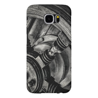 A Boat'S Helm Samsung Galaxy S6 Cases