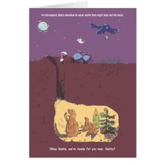 A Bob Christmas Card