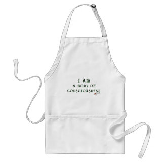 A body of Consciousness Standard Apron