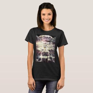 A-bomb Not Worried women black shirt