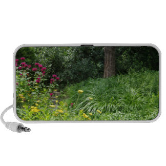 A Botanical Gardens Flower Grove iPod Speaker
