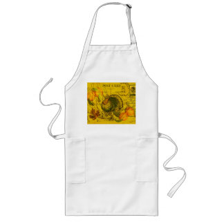 A Bountiful Thanksgiving Long Apron
