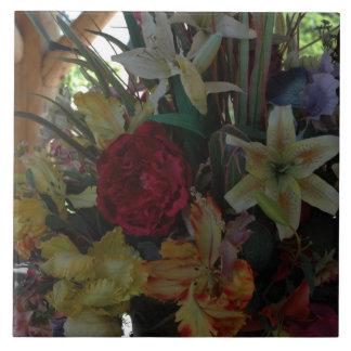 A bouquet for you ceramic tiles