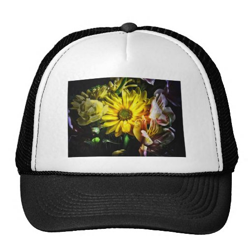 A Bouquet Just For You Hat