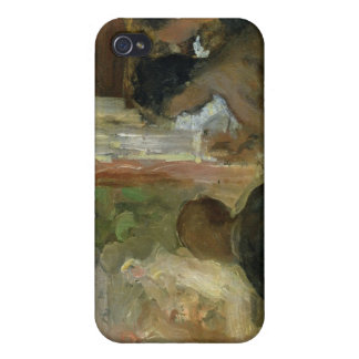 A Box at the Theatre, c.1865-70 Case For iPhone 4