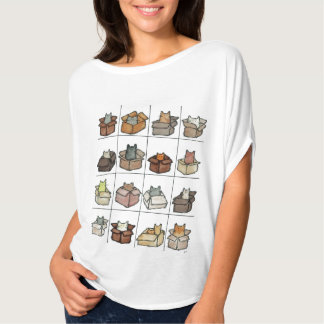 A Box For Every Cat T-Shirt