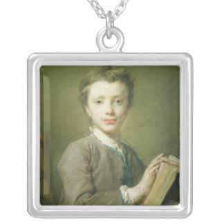A Boy with a Book, c.1740 Pendants