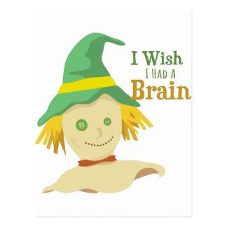 A Brain Post Cards