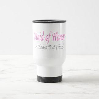 A Bride's Best Friend Travel Mug