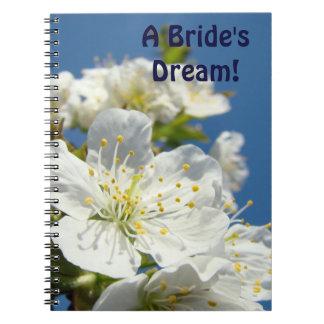 A Bride's Dream! notebook Wedding Plan Notebook
