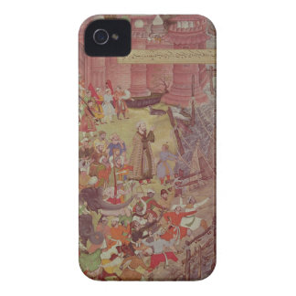 A Bridge of boats broken by Akbar (r.1556-1605) on Case-Mate iPhone 4 Cases