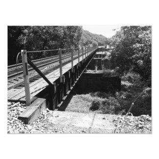 A bridge to....Photo Print Photo Print