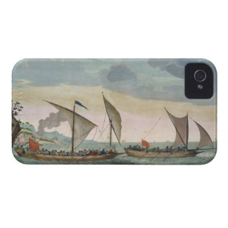 A Brigantine giving chase to a Felucca, and about iPhone 4 Case-Mate Cases