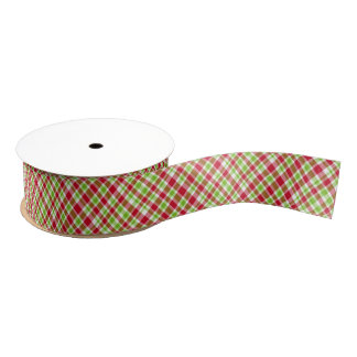 A Bright Christmas Season Grosgrain Ribbon
