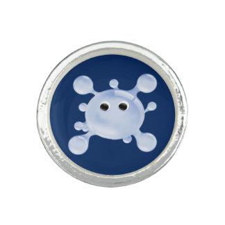 A Bright, Fun Blue Water Splat