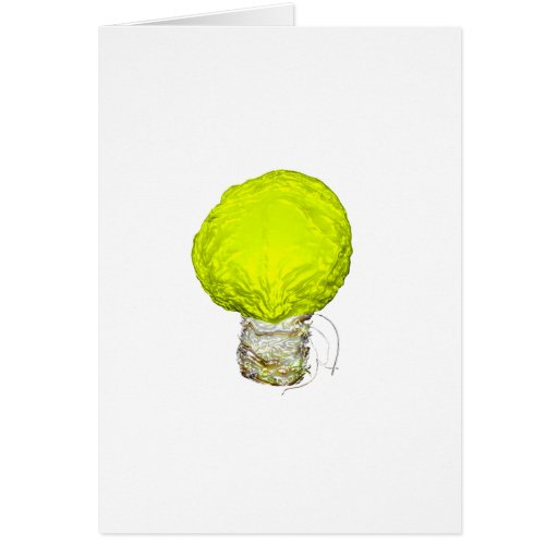 A Bright Idea About Cabbage Card