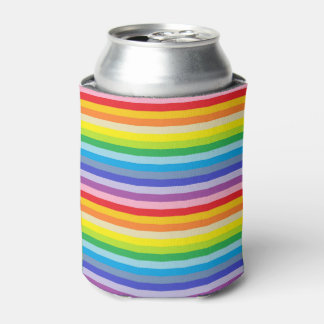 A Broader Spectrum Rainbow Stripes Can Cooler