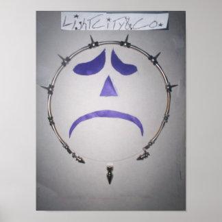 a broken heart poster