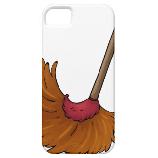 a broom iPhone 5 cover