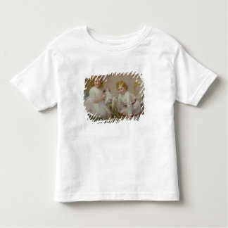 A Brother and Sister Playing, 1915 Tee Shirts