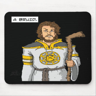 A Bruid Mouse Pad