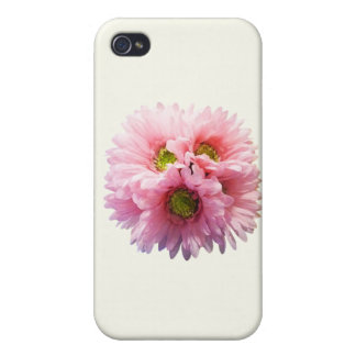 A Bunch of Pink Daisies iPhone 4/4S Cover